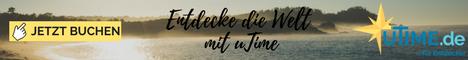uTime - besonder Reisen - für Entdecker